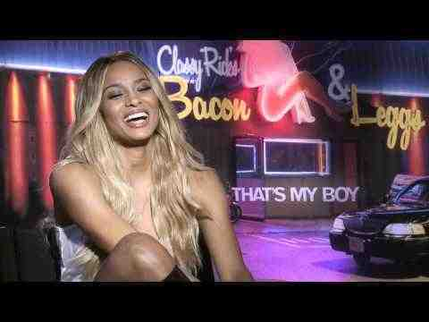That's My Boy - Ciara Interview