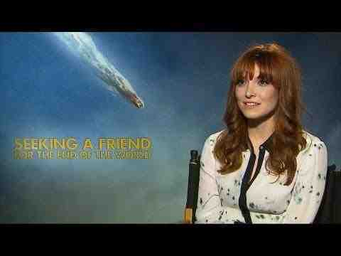 Seeking a Friend for the End of the World - Director Lorene Scafaria Interview