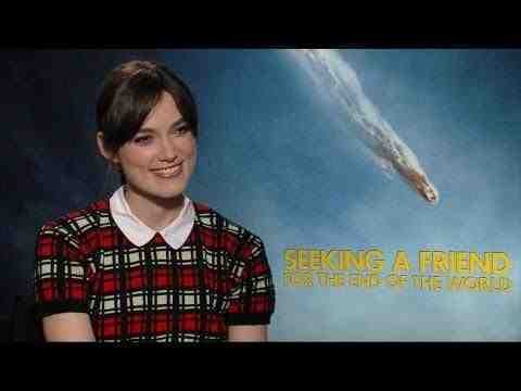 Seeking a Friend for the End of the World - Keira Knightley Interview
