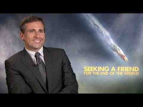 Seeking a Friend for the End of the World - Steve Carell Interview