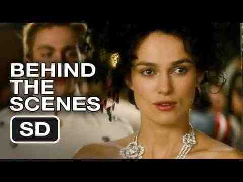 Anna Karenina - Behind the Scenes