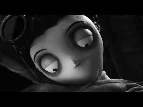 Frankenweenie - Sparky Is Alive - Clip