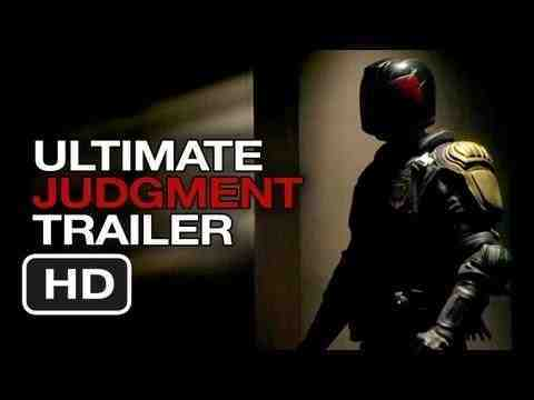 Dredd - Ultimate Judgment Trailer