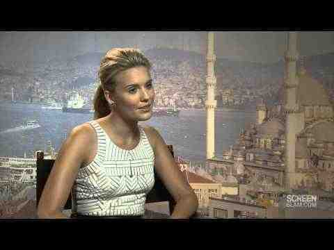 Taken 2 - Maggie Grace Interview