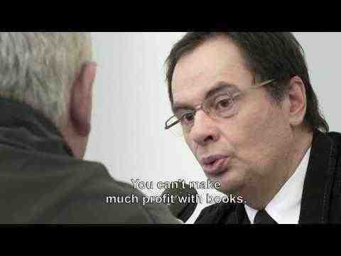 How to Make a Book with Steidl - trailer