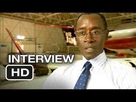 Flight - Don Cheadle Interview