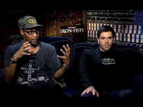 The Man with the Iron Fists - RZA and Eli Roth Interview