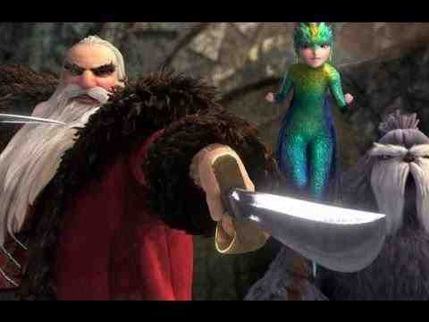 Rise of the Guardians - North Featurette