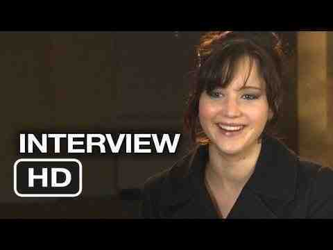 Silver Linings Playbook - Jennifer Lawrence Interview