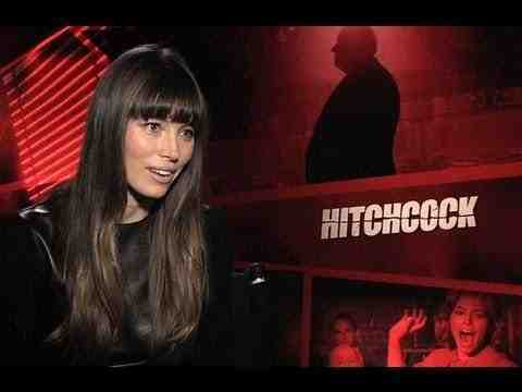 Hitchcock - Jessica Biel Interview