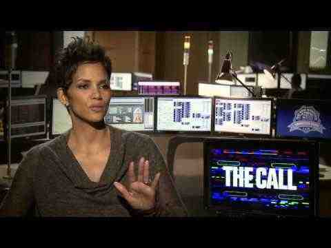 The Call - Halle Berry interview