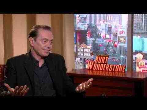 The Incredible Burt Wonderstone - Steve Buscemi Interview