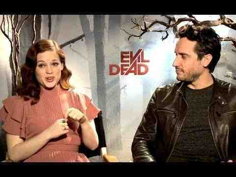 Evil Dead - Jane Levy & Fede Alvarez Interview