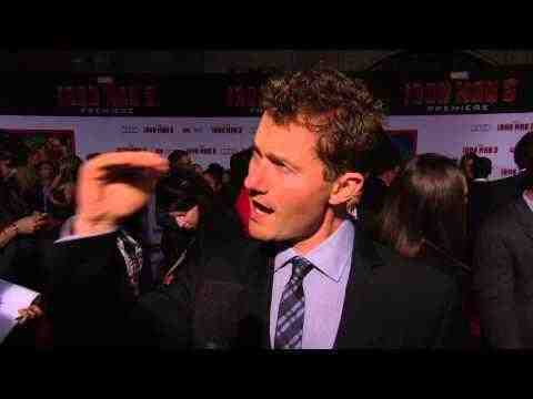 Iron Man 3 - James Badge Dale Interview