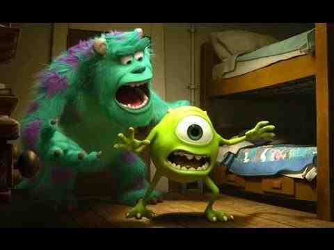 Monsters University - trailer 5