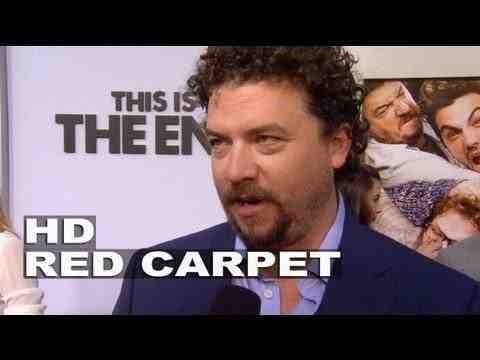 This Is the End - Danny McBride Interview