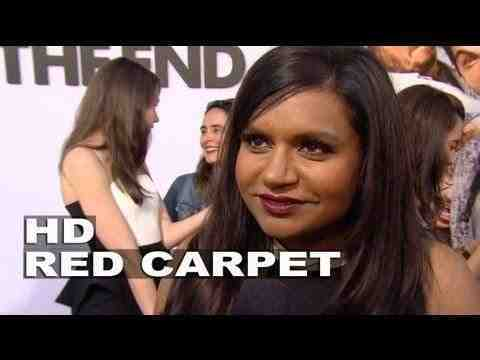 This Is the End - Mindy Kaling Interview