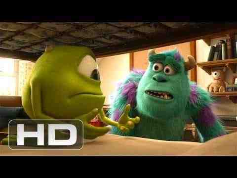 Monsters University - Clip