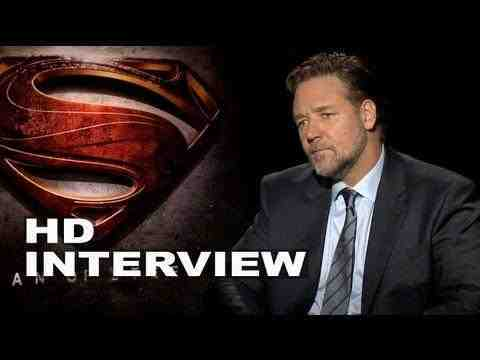 Man of Steel - Russell Crowe Interview