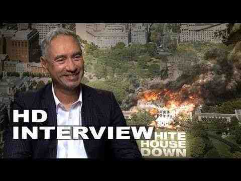White House Down - Roland Emmerich Junket Interview