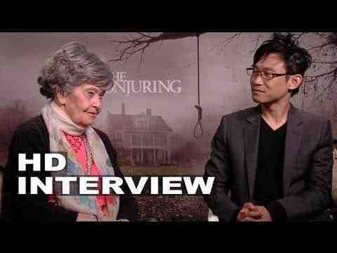 The Conjuring - James Wan & Lorraine Warren Interview Part 1