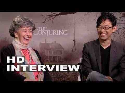 The Conjuring - James Wan & Lorraine Warren Interview Part 2