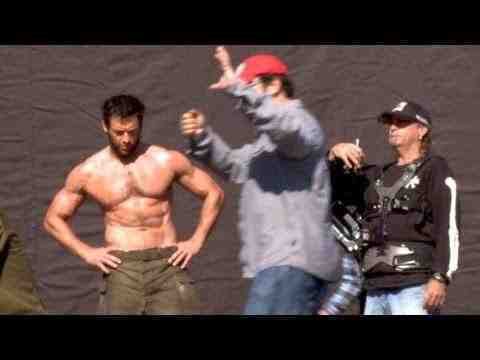 The Wolverine - Making of