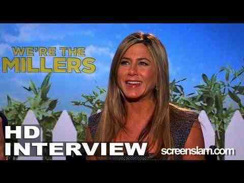 We're the Millers - Jennifer Aniston and Jason Sudeikis Interview