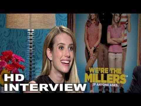 We're the Millers - Emma Roberts and Will Poulter Interview