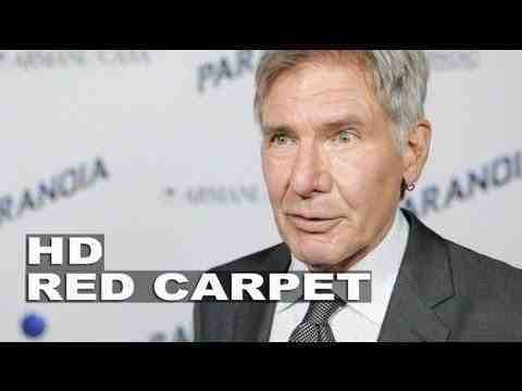 Paranoia - Harrison Ford Interview
