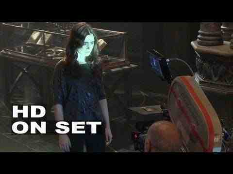 The Mortal Instruments: City of Bones - Behind the Scenes Part 1