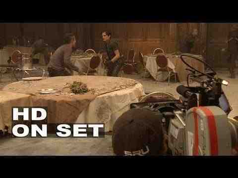 The Mortal Instruments: City of Bones - Behind the Scenes Part 2