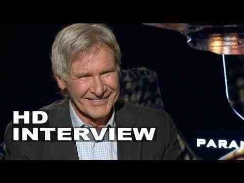 Paranoia - Harrison Ford Interview 2