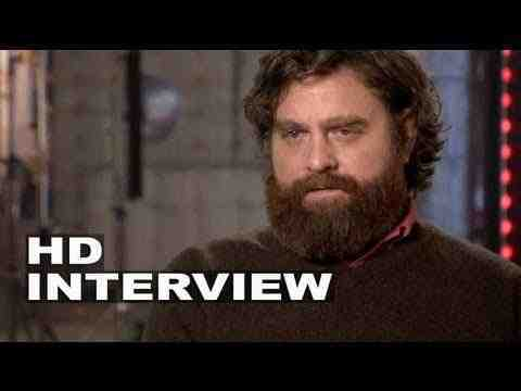 The Hangover Part III - Zach Galifianakis Interview