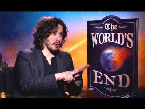 The World's End - Edgar Wright Interview
