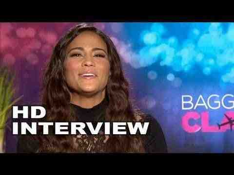 Baggage Claim - Paula Patton Interview