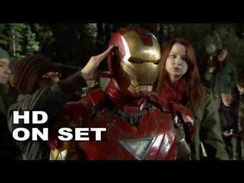 The Avengers - Behind the Scenes Part 1