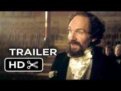 The Invisible Woman - trailer