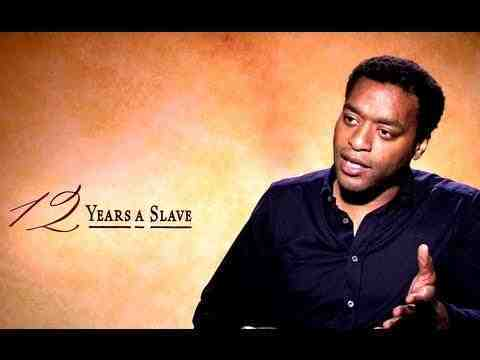 12 Years a Slave - Chiwetel Ejiofor Interview