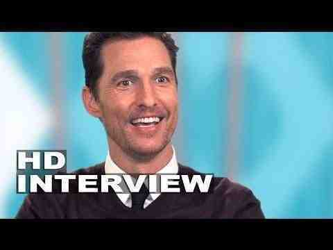Dallas Buyers Club - Matthew McConaughey Interview