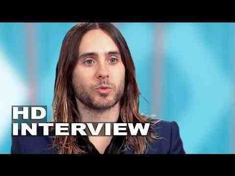 Dallas Buyers Club - Jared Leto Interview