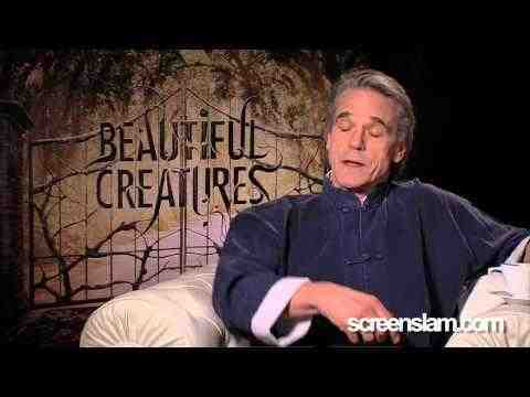 Beautiful Creatures - Jeremy Irons Interview