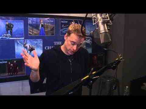 Frozen - Voice Alan Tudyk as