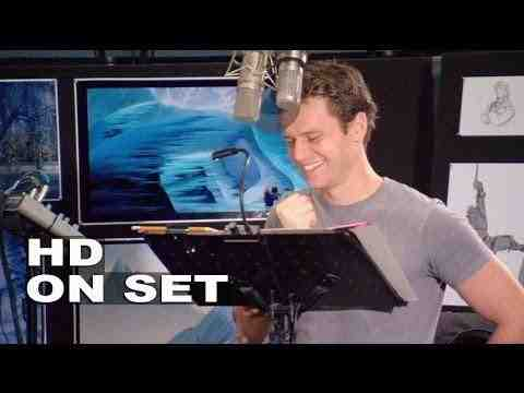 Frozen - Voice Jonathan Groff as