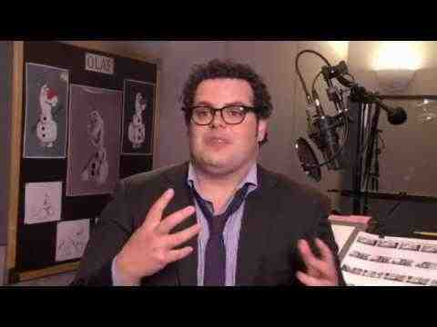 Frozen - Josh Gad Interview
