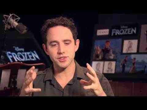 Frozen - Santino Fontana Interview