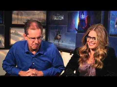 Frozen - Directors Chris Buck & Jennifer Lee Interview