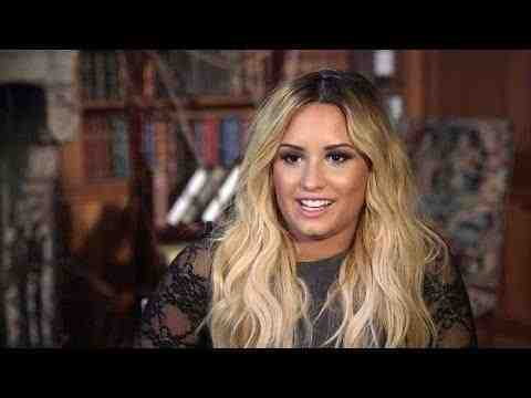 Frozen - Demi Lovato Interview