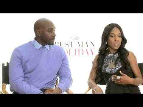 The Best Man Holiday - Morris Chestnut & Monica Calhoun Interview