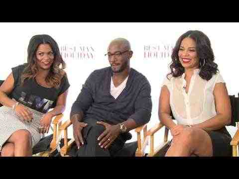 The Best Man Holiday - Taye Diggs, Sanaa Lathan & Nia Long Interview